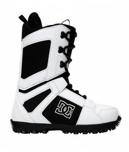 DC Phase Snowboard Boots White/Black