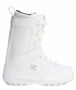 DC Phase Snowboard Boots White/Ltgrey