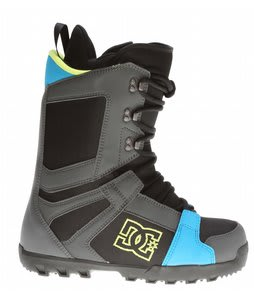 DC Phase Snowboard Boots Grey/Black/Blue