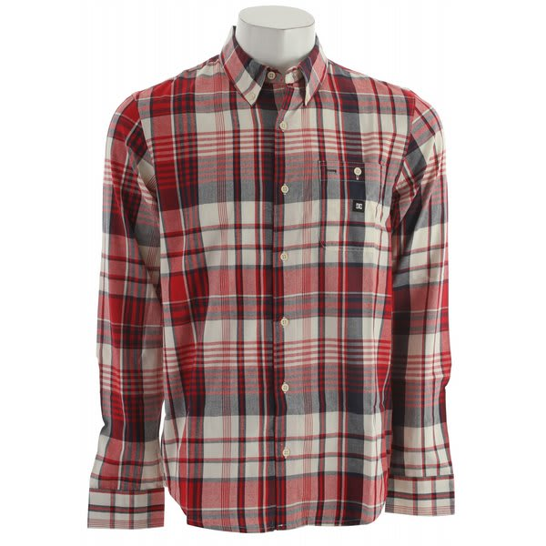 DC Pike L/S Shirt