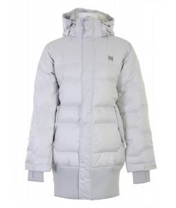 DC Pila Snowboard Jacket Platinum