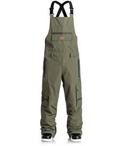 DC Platoon Bib Snowboard Pants