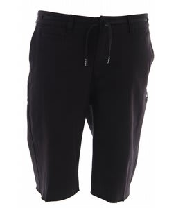 DC Plummer Chino Shorts Black