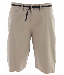 DC Plummer Chino Shorts Khaki