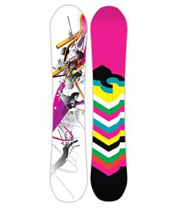 DC Ply Snowboard 153