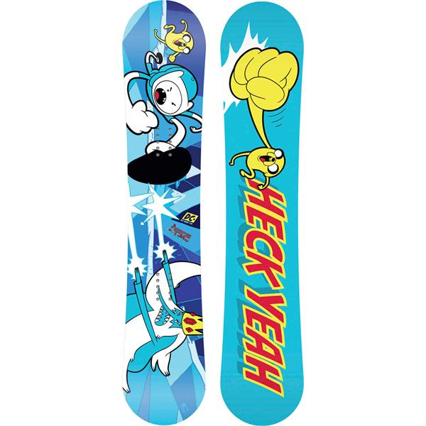DC Ply Mini Camber Snowboard