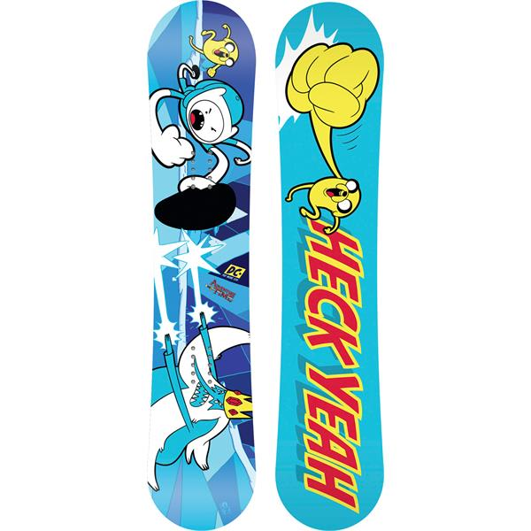 DC Ply Mini Snowboard