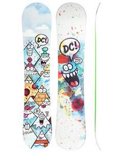 DC Ply Mini Snowboard
