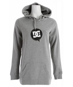DC Pop DC PO Hoodie Heather Galvanized