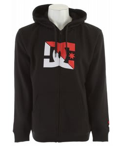 DC Power Move Hoodie Black