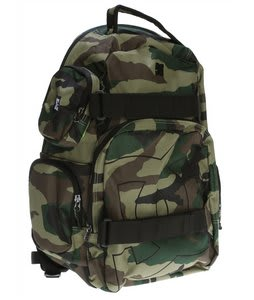DC Pratt Backpack Camo