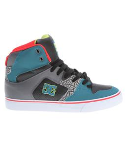 DC Pro Spec 3.0 Vlc Skate Shoes Black/Ocean Depths