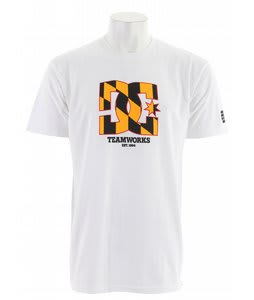 DC P-Star T-Shirt White