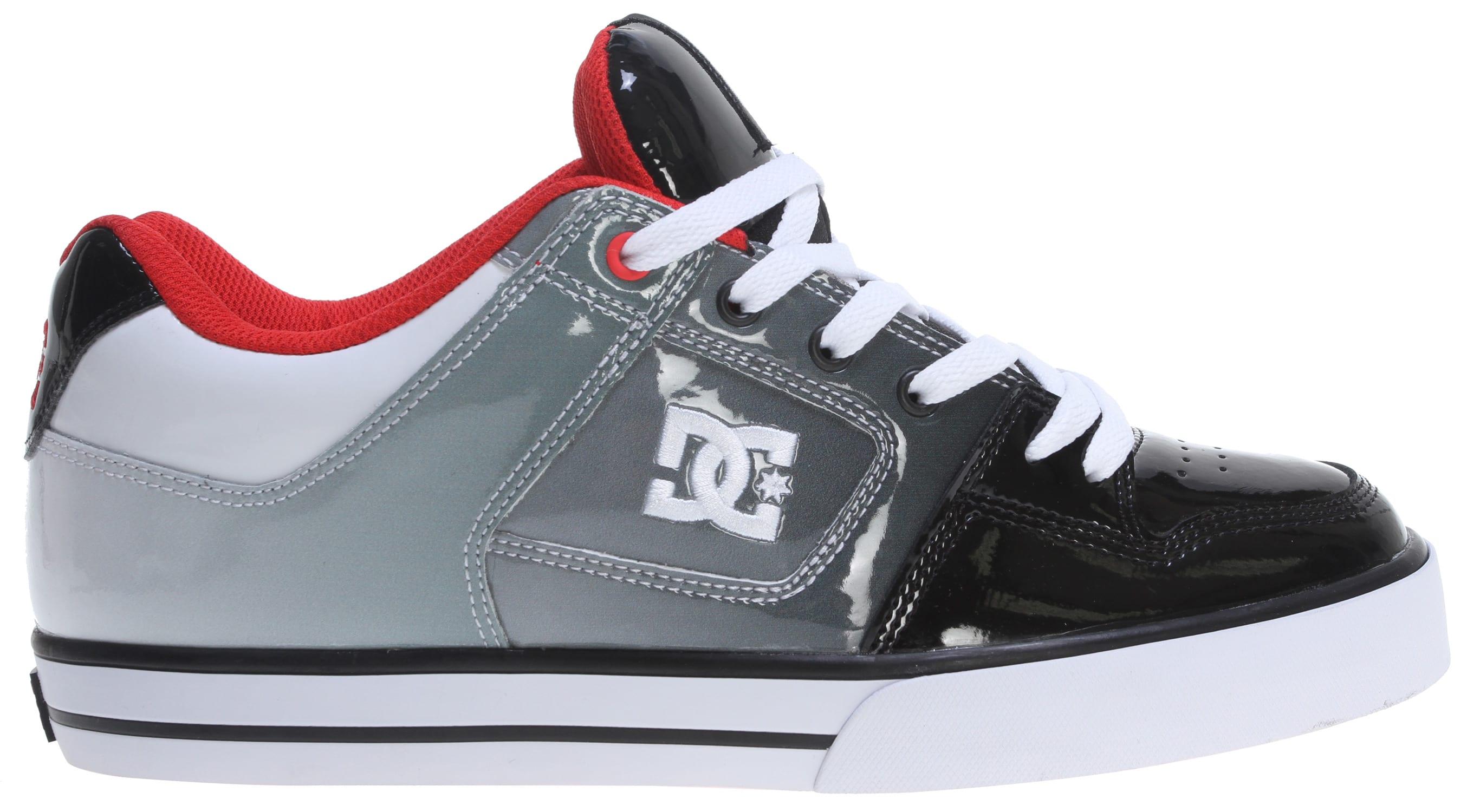 on sale dc pure se skate shoes up to 60 off. Black Bedroom Furniture Sets. Home Design Ideas