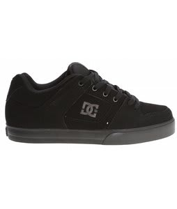 DC Pure Skate Shoes Black/Pirate Black