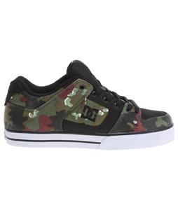 DC Pure SP Shoes Camo