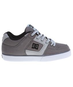 DC Pure TX Skate Shoes Battleship/Armor
