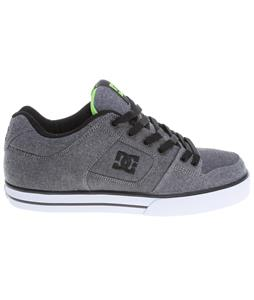DC Pure Tx Se Skate Shoes Chambray