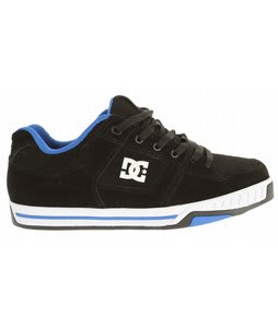 DC Purist Skate Shoes Black/Royal