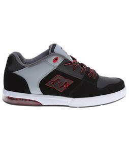 DC Racket Skate Shoes Black/Armor