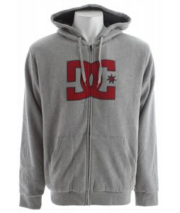DC Radar ZH Hoodie Heather Grey