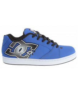 DC Raif Skate Shoes Royal/White