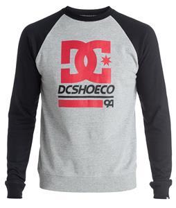DC Rail Raglan Crew Sweatshirt