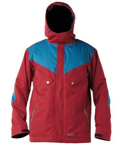 DC Ranger Snowboard Jacket Biking Red