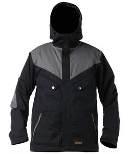 DC Ranger Snowboard Jacket Black
