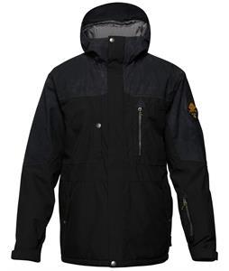 DC Ranger Snowboard Jacket Caviar