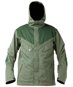 DC Ranger Snowboard Jacket Olive/Green