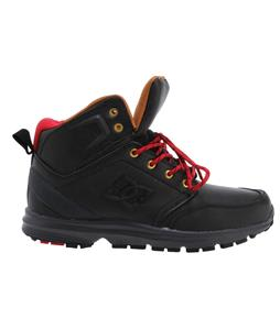 DC Ranger SE Boots Black/True Red