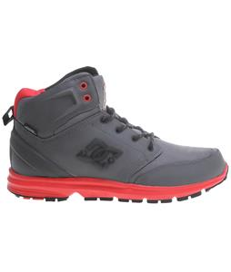 DC Ranger Shoes Grey/Red