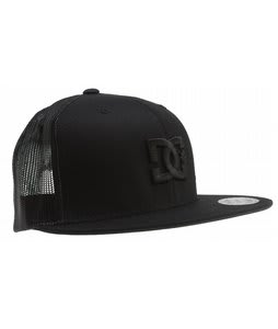 DC Rd Empire Cap Black