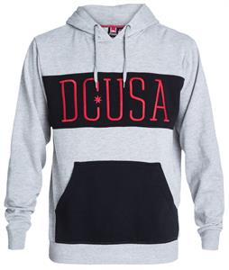 DC RD Lateral PO Hoodie Heather Grey