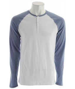DC Rd Static Henley Directoire Blue/White