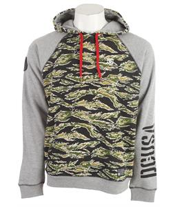 DC RD Unit Po Hoodie Military Green Camo