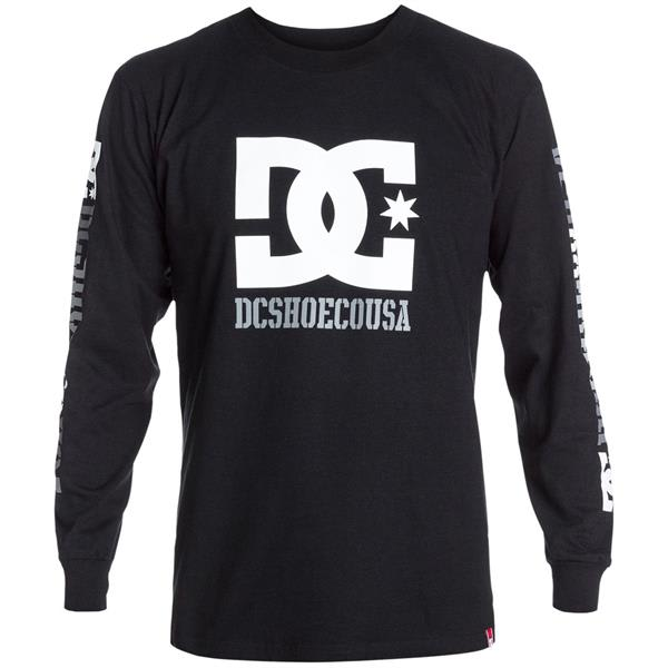 DC RD USA L/S 2 T-Shirt