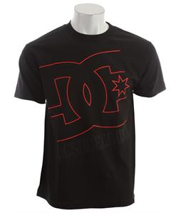 DC Rd Usa Light T-Shirt Black