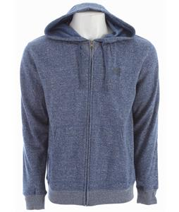 DC Rebel Hoodie Dark Denim