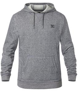 DC Rebel PH Hoodie Dark Heather Grey