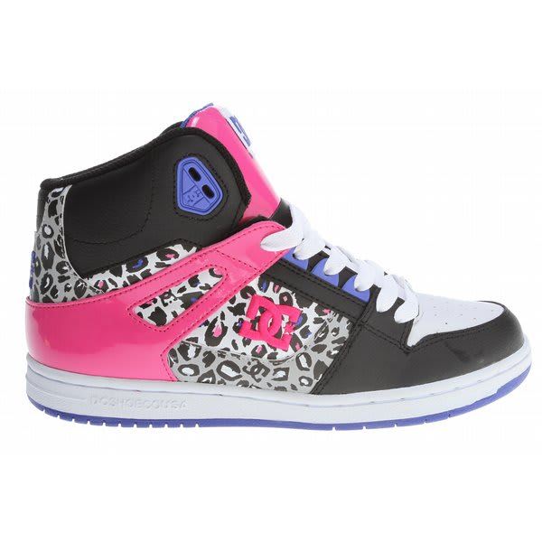 DC Rebound HI Skate Shoes