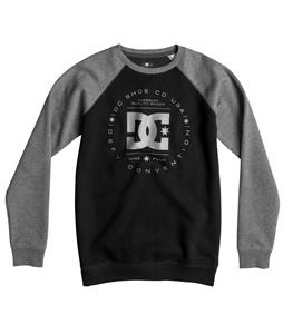 DC Rebuilt Crew Raglan Sweatshirt