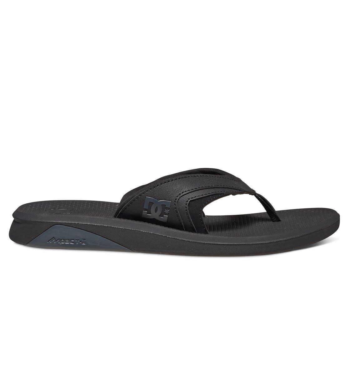 Shoes sandals flip flops - Dc Recoil By Bruce Irons Sandals