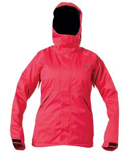 DC Reflect Snowboard Jacket Azalea