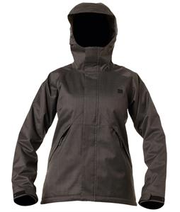 DC Reflect Snowboard Jacket Dark Shadow