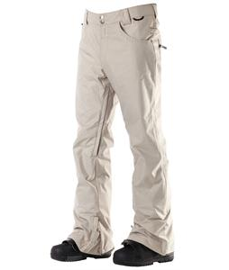 DC Relay Snowboard Pants Alloy