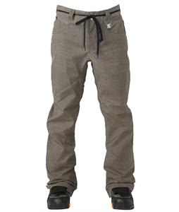 DC Relay Snowboard Pants Pewter