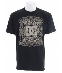 DC Release T-Shirt Black