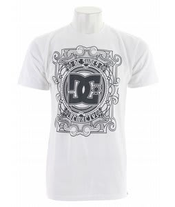 DC Release T-Shirt White